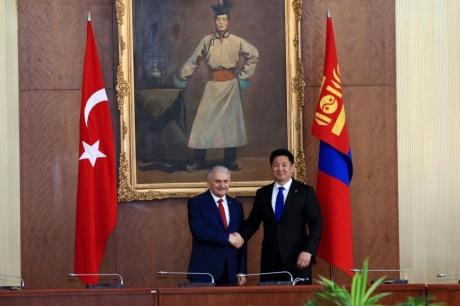 Монгол Улсын Засгийн газар | Government of Mongolia