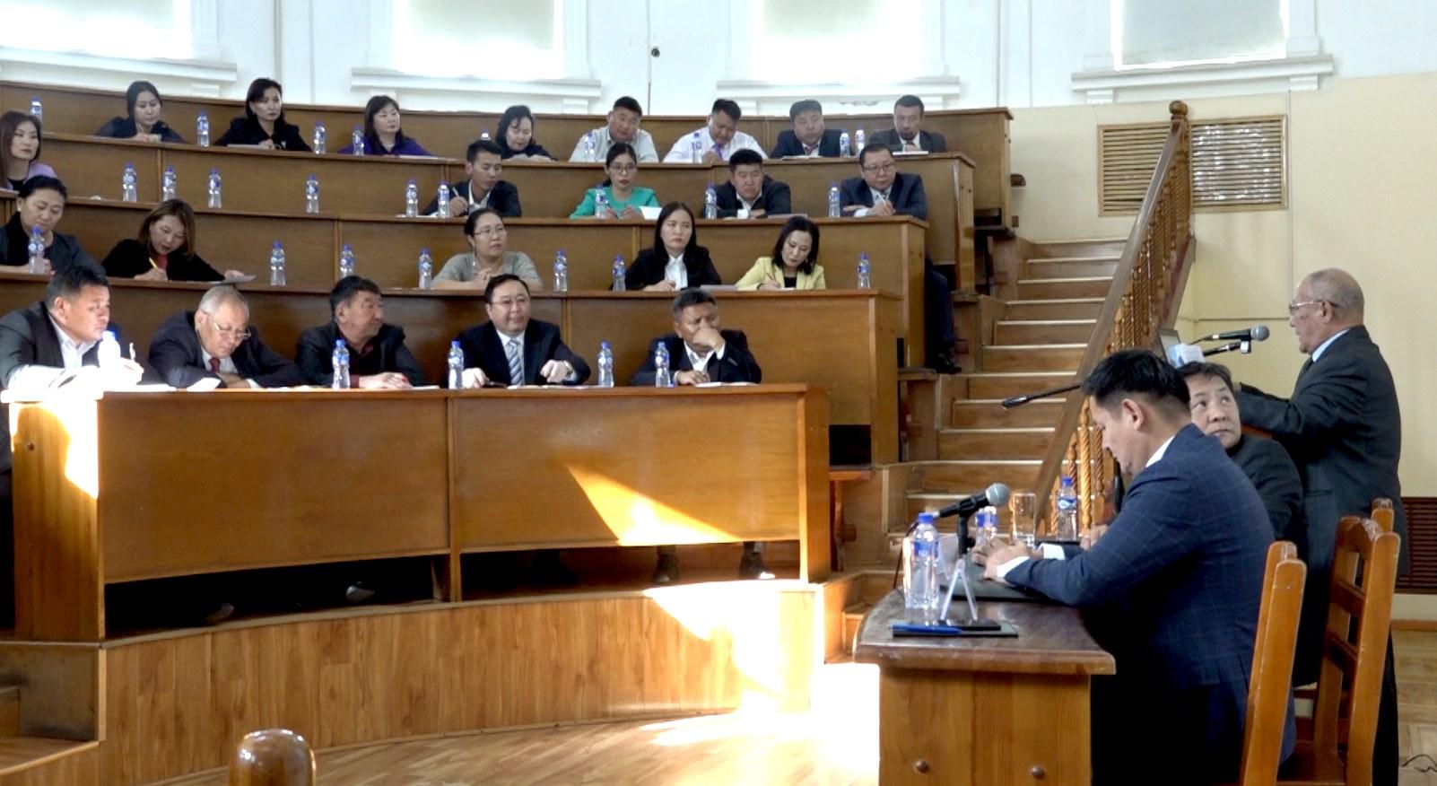 """""""Монгол Улсын урт хугацааны хөгжлийн бодлого 2020-2045""""-д төлөөлөгчдийн саналыг тусгана"""