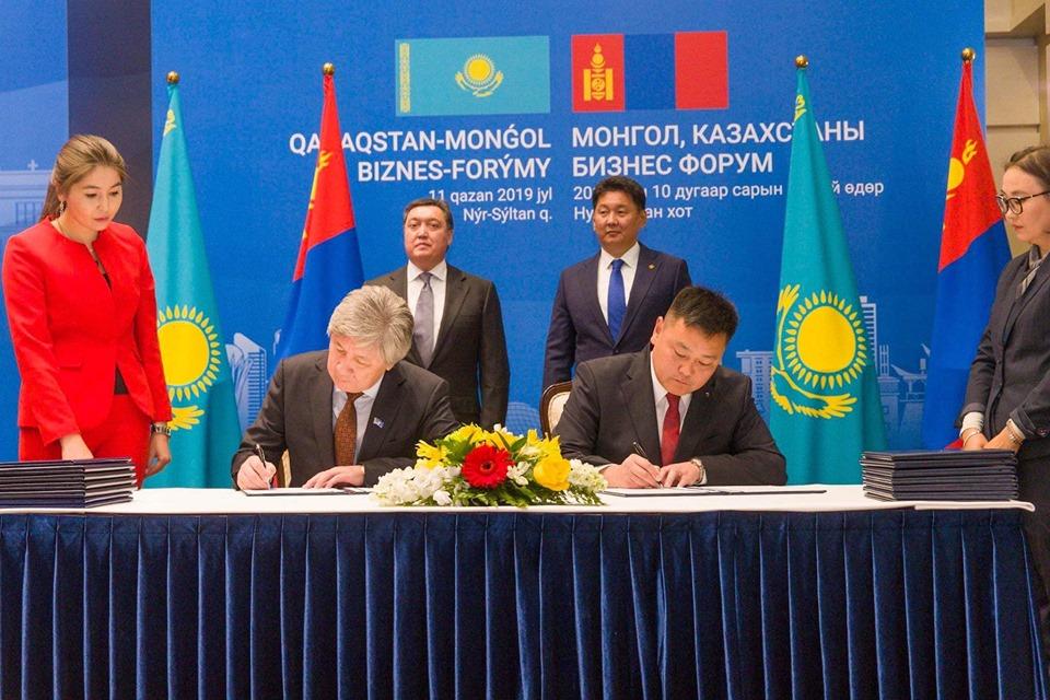 Казахстан Улстай хамтарч алт цэвэршүүлэх үйлдвэр барих гэрээ байгуулав