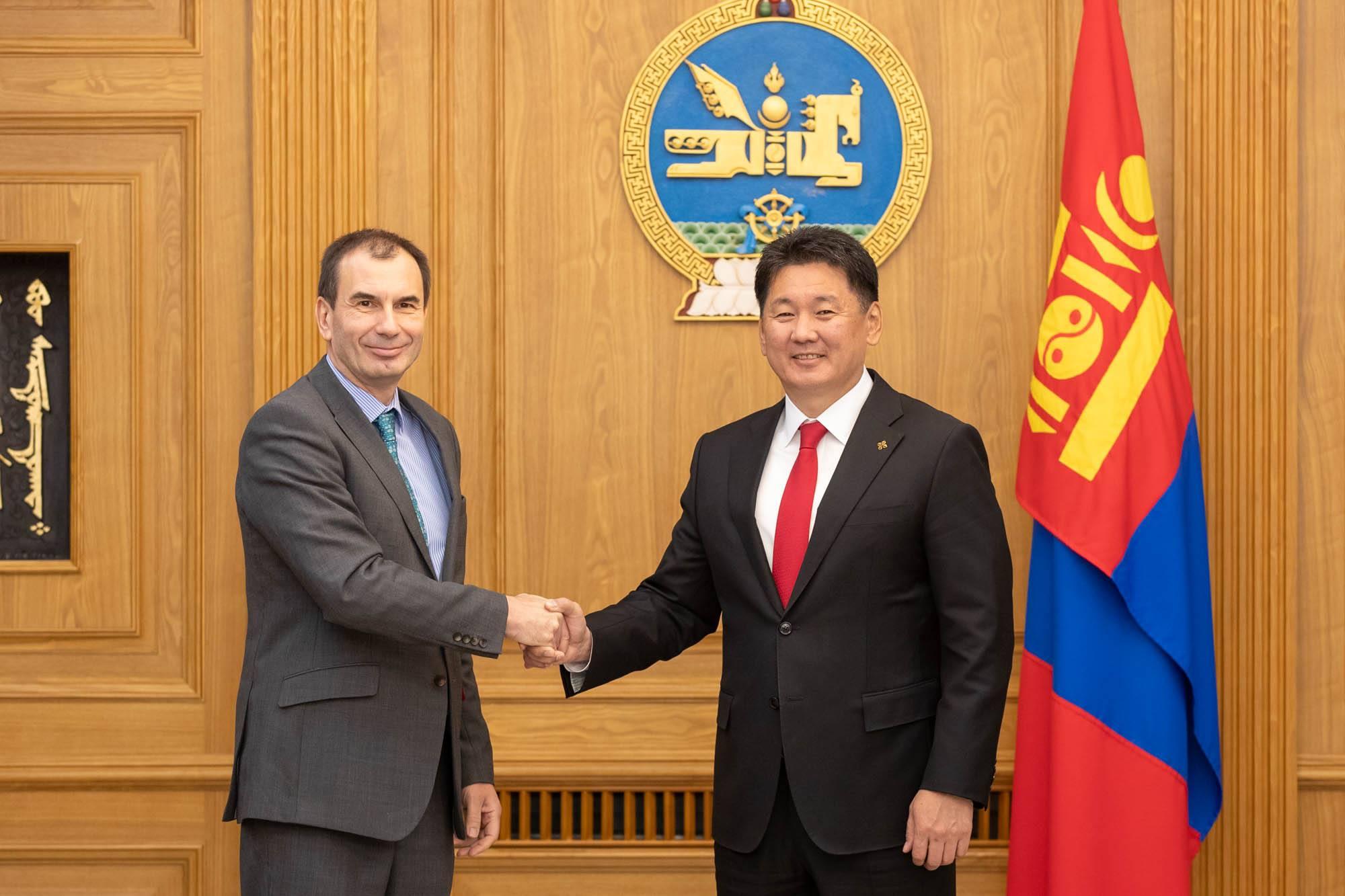 Он гарсаар Европын сэргээн босголт, хөгжлийн банк Монгол Улсад 70 сая еврогийн санхүүжилт хийжээ